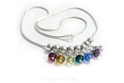 7 Major Chakra Necklace