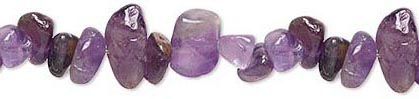 Large Amethyst Chips Meaning - Love - Centering - Protection - Spiritual - Focus - Chakras - Throat and Heart