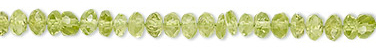 4mm Round Peridot Beads Meaning - Protective, Cleansing, Focus, Spiritual, Purpose - Chakras - Heart & Solar Plexes