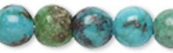 Turquoise Round 6mm Beads for Necklaces, Bracelets and Earrings